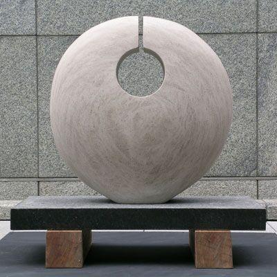 Brian Berman Genesis IV limestone and granite