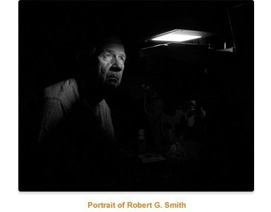 Donna Granata_Portrait of Robert G. Smith