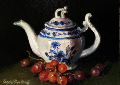Ingrid Boulting_Teapot