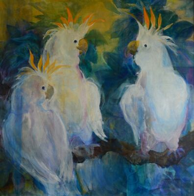 Marta Nelson_Birds of a Feather