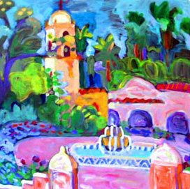Nancy Whitman _Ojai Village