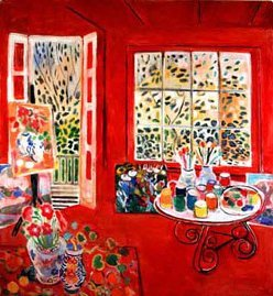 Nancy Whitman _Red Studio