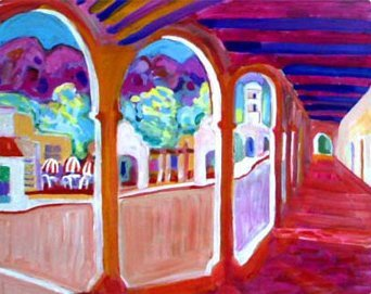 Nancy Whitman_The Arcade