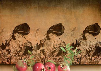 Pomegranates , Sherry Loehr