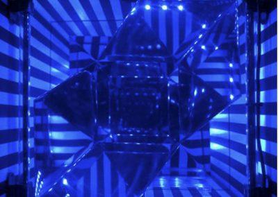 Richard Amend_Cubist Blue