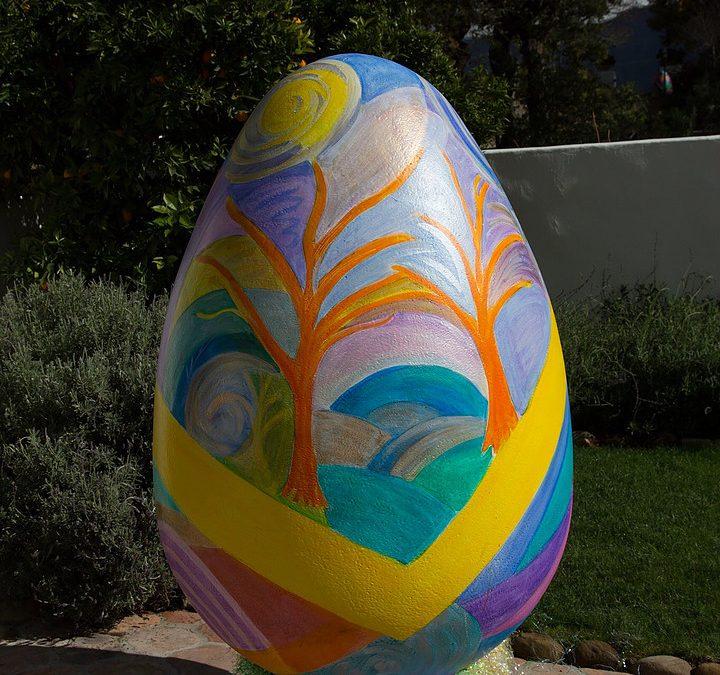 David Baker Egg Shoot