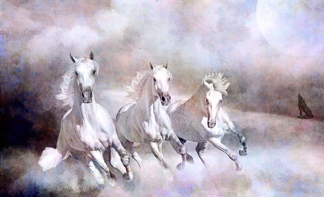 I Saw Three Horses