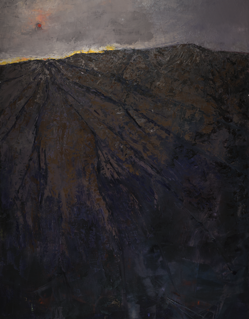 "Christine Beirne's ""Wounded Sun"" In Competition Juried by William Wray"