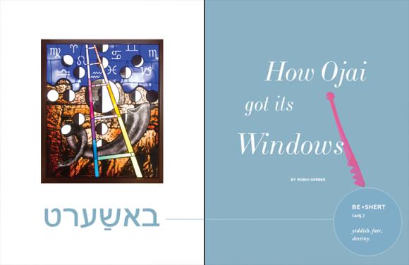 Ojai Quarterly Redesign Features Many Ojai Studio Artists