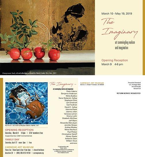 Carnegie Art Museum Group Show