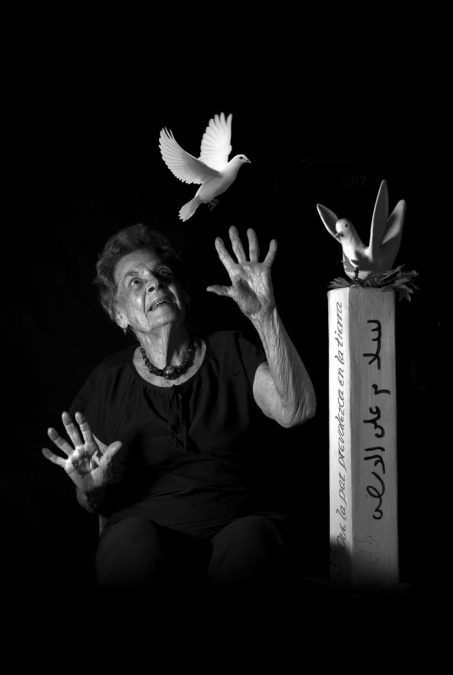 Marta Nelson, one of Ojai's most beloved artists, passed away peacefully at age 96