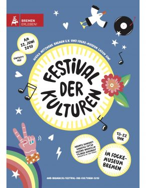 Mariana Peirano participated in Festival of Cultures in Bremen, Germany