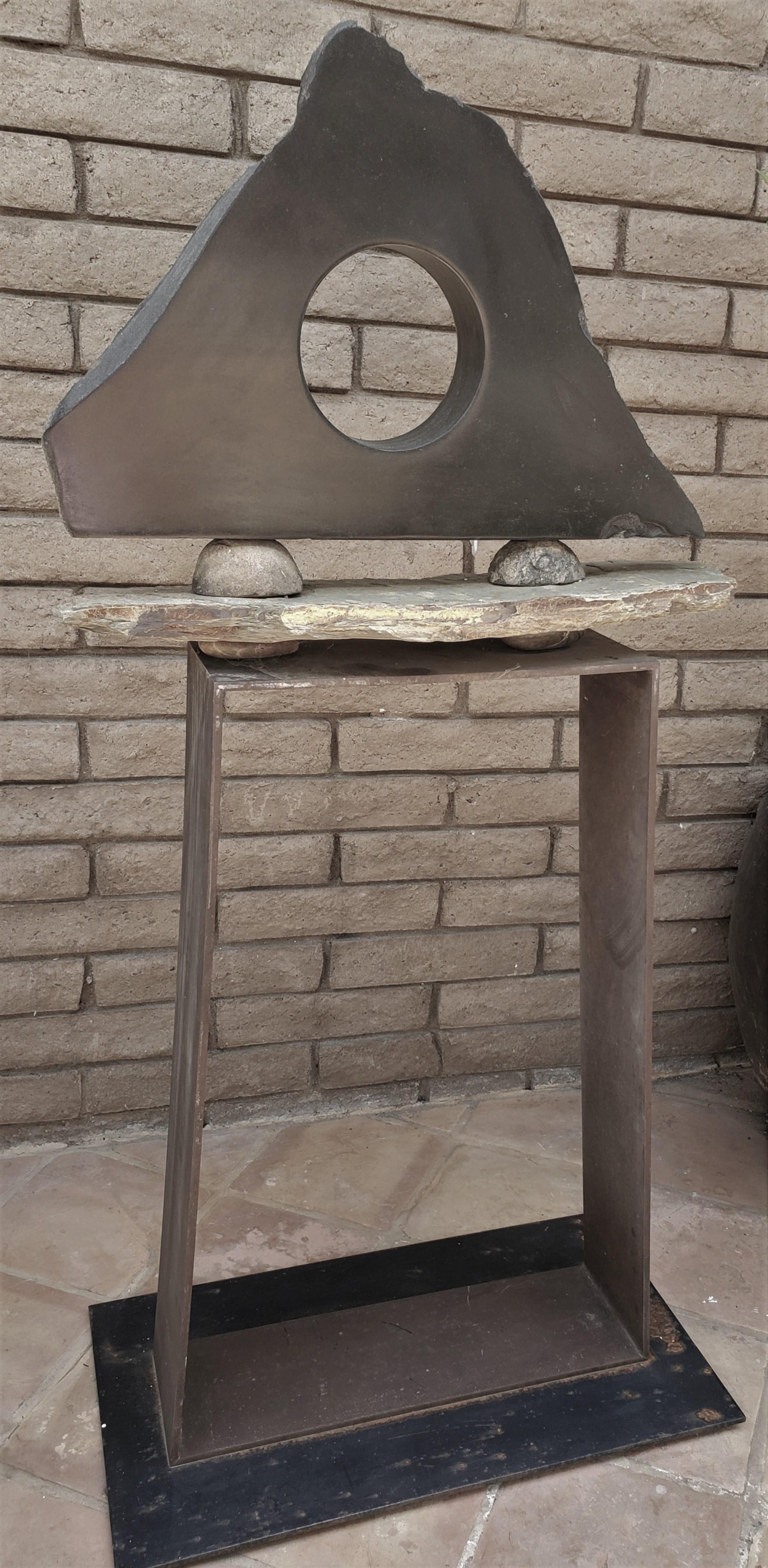 Martha Moran Triangle Altar