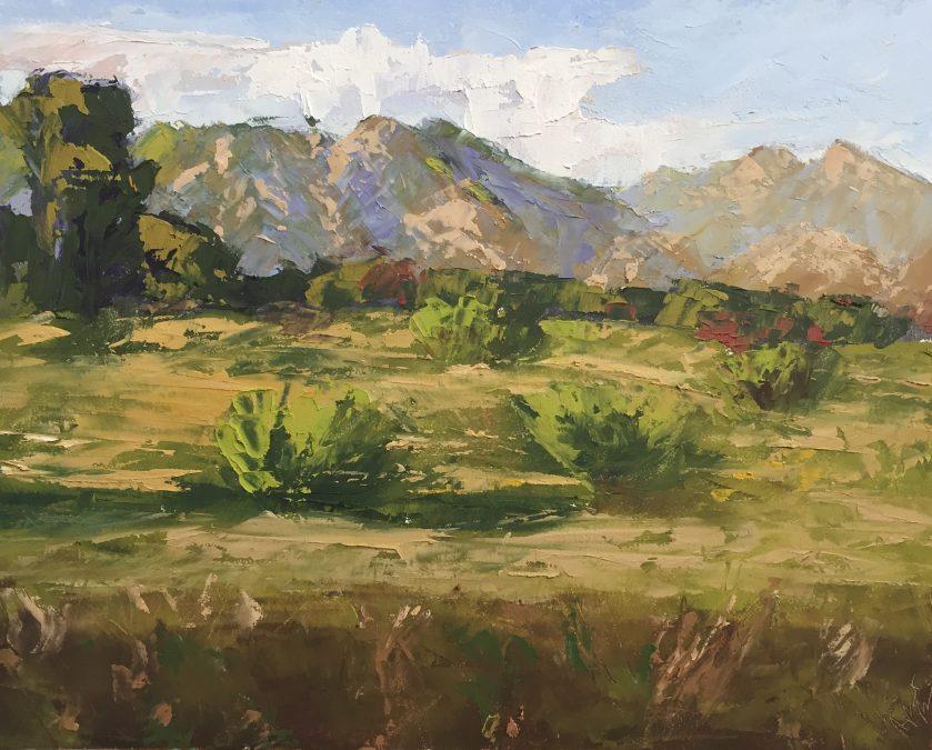 Christine Beirne Featured Artist at Ojai Valley Artists