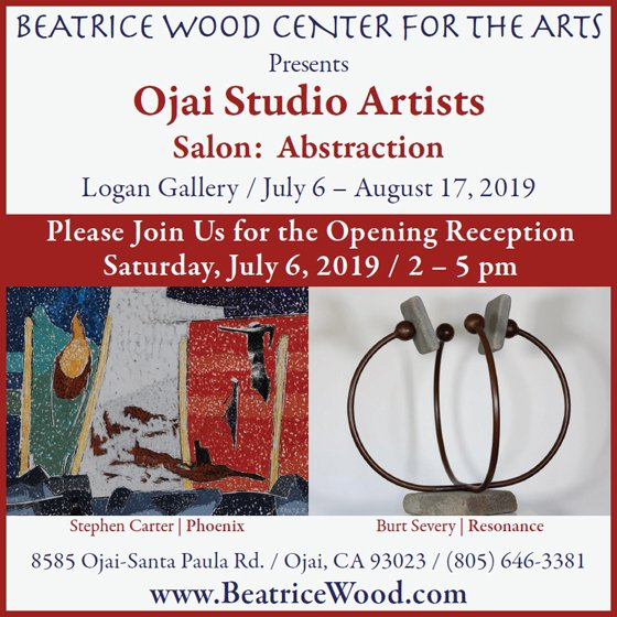 "OSA Salon ""Abstraction"" at Beatrice Wood Center for The Arts"