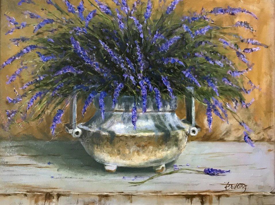Lavender.72 Ingrid Boulting