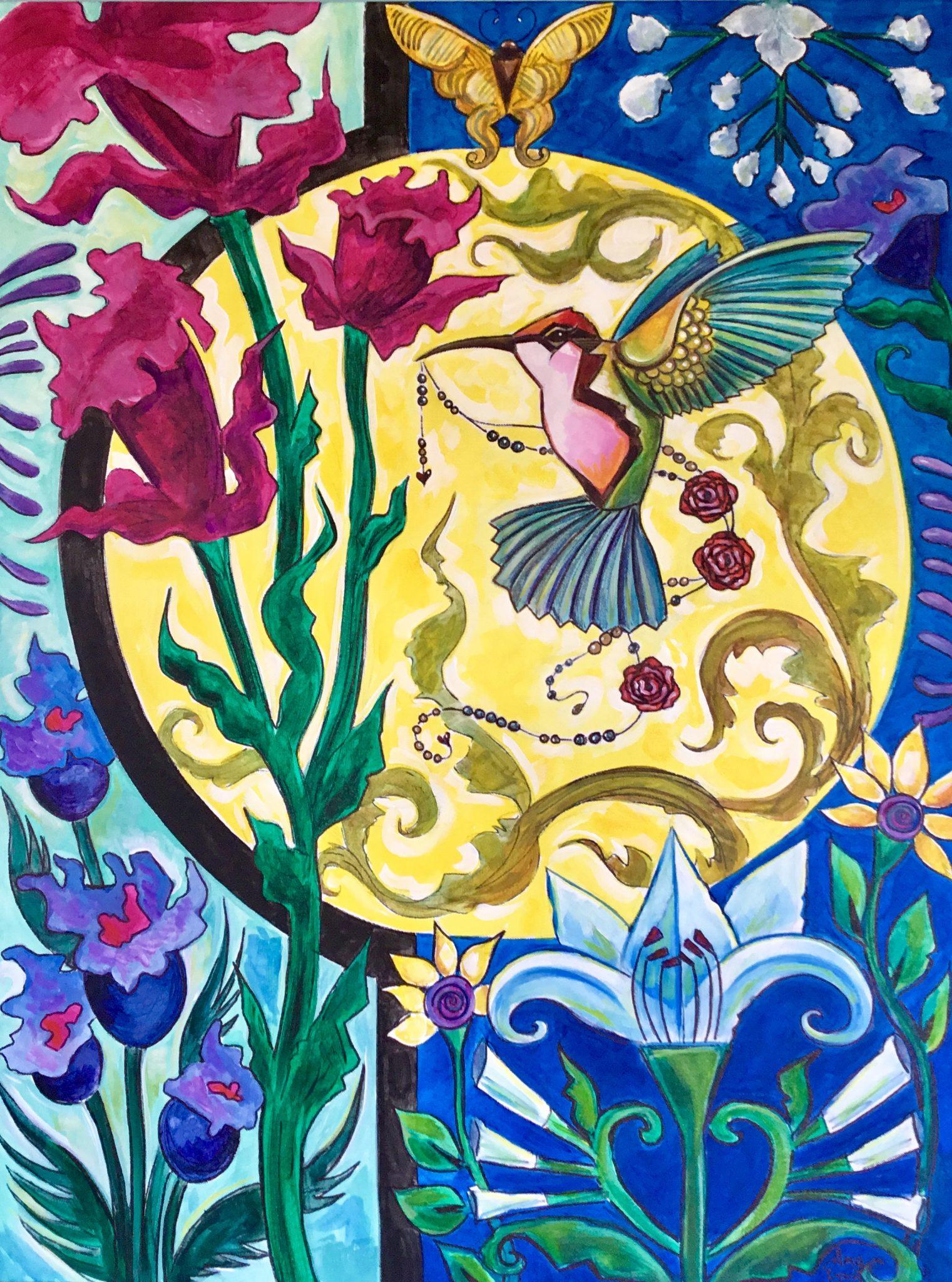 Fluttering Heartstrings Amy Lynn Stevenson