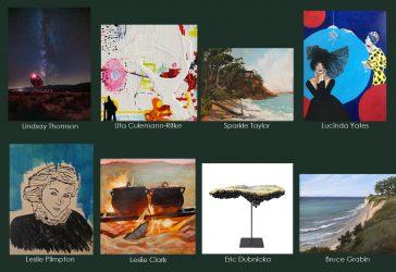 Ojai Studio Artists Welcomes 8 New Members