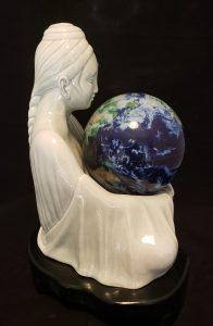 Myra-Toth_Beyond, ceramic, wood, acrylic