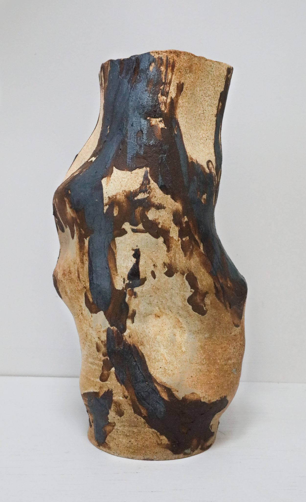Abstract Vase by Tea Wallmark