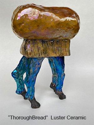 Valerie Freeman's Sculptures online Artsy.net