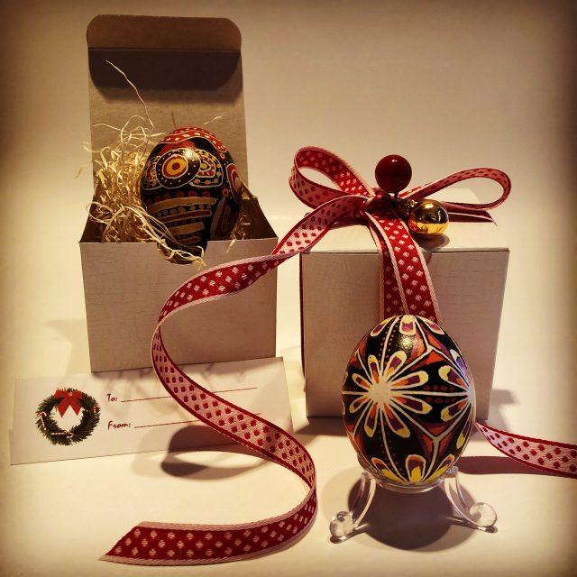 Eggs for Christmas