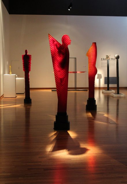 Stephen Edwards Sculptures Accepted in a Permanent Collection