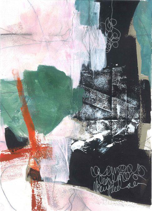 Mary Neville Art – A Dark Horse Year