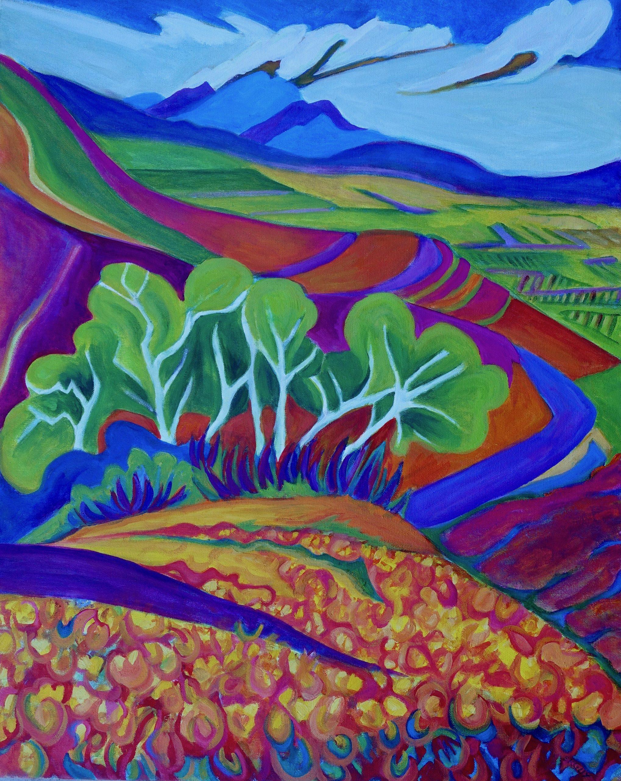 Susan Guy_Fox Canyon, Ojai Valley Land Conservancy